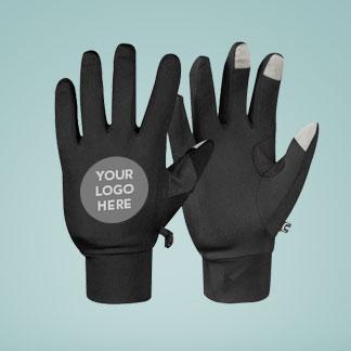Helix Fleece Touch Screen Gloves