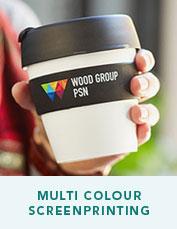 Multicolour Screenprinting