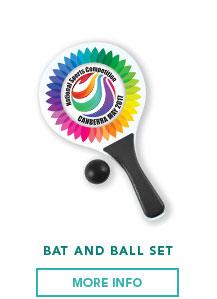 Paddle Bat and Ball Set | Bladon WA | Perth Promotional Products
