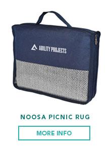 Noosa Picnic Rug | Bladon WA | Perth Promotional Products