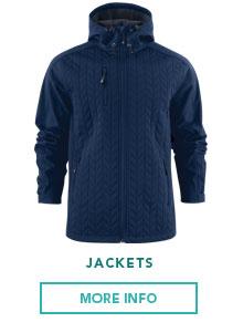 Jackets | Bladon WA | Perth Promotional Products