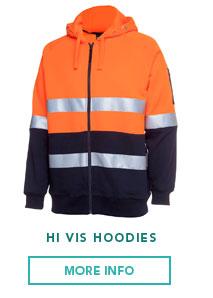 Hi-Vis Hoodies | Bladon WA | Perth Promotional Products