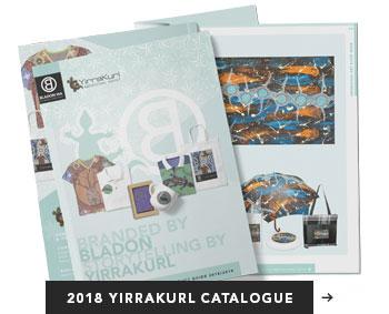 YirraKurl Bladon WA 2018 Cultural Aboriginal Promotional Product Catalogue