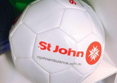 St John Ambulance | Soccer Ball