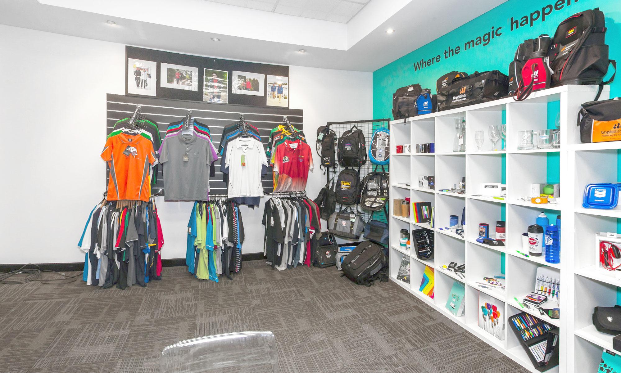 Bladon WA Showroom